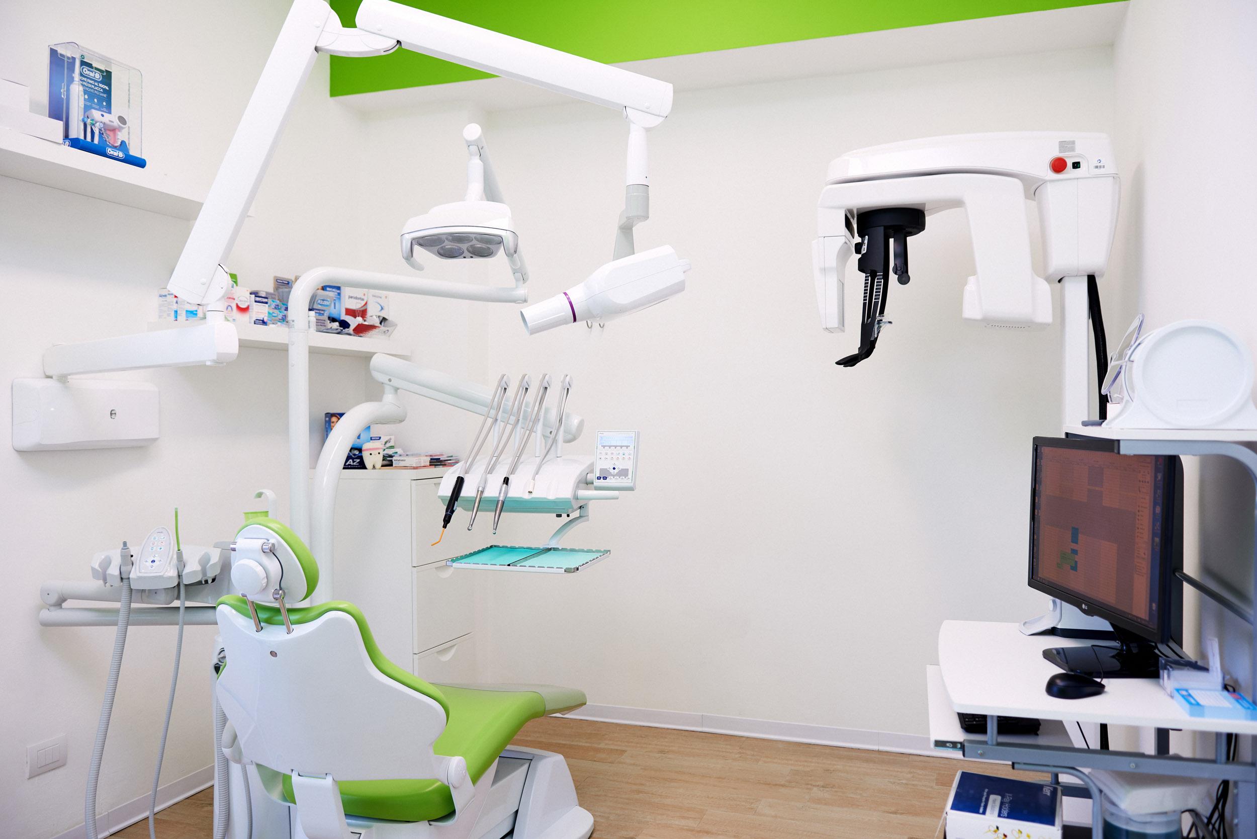 tac e panoramica dentale